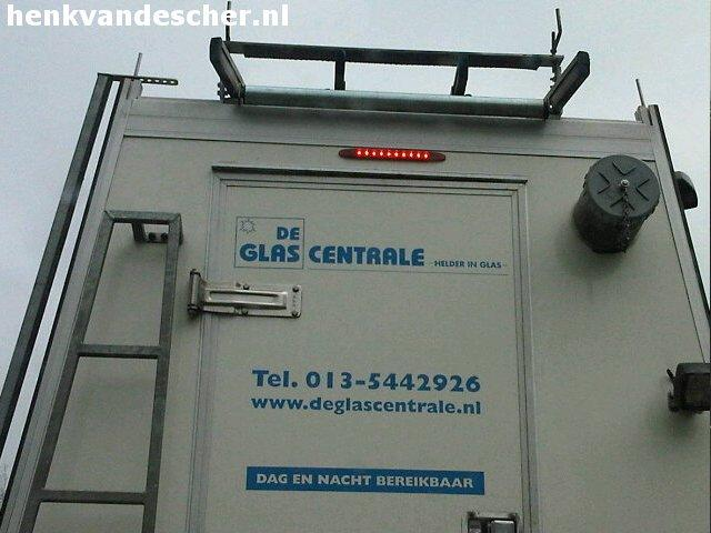 De Glascentrale :: Helder in Glas