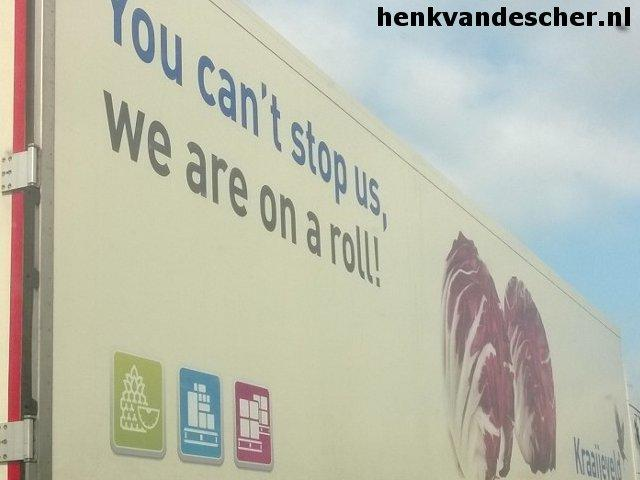 Kraaijeveld :: You can't stop us. We are on a roll