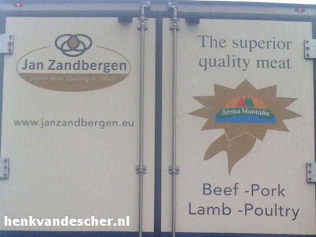 Jan Zandbergen :: world wide quality in meat / the superior quality