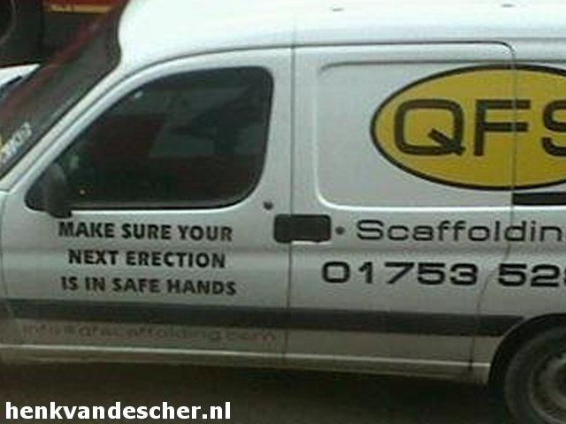 Scaffolding :: Make sure your next erection is in good hands