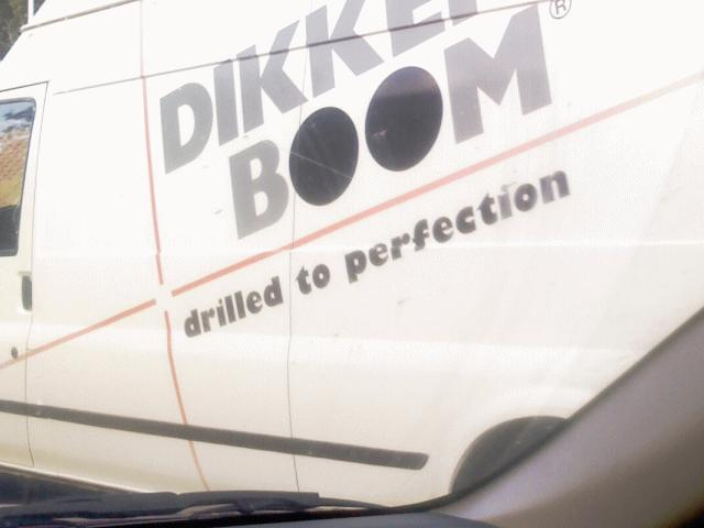 Dikker Boom :: Drilled To Perfection