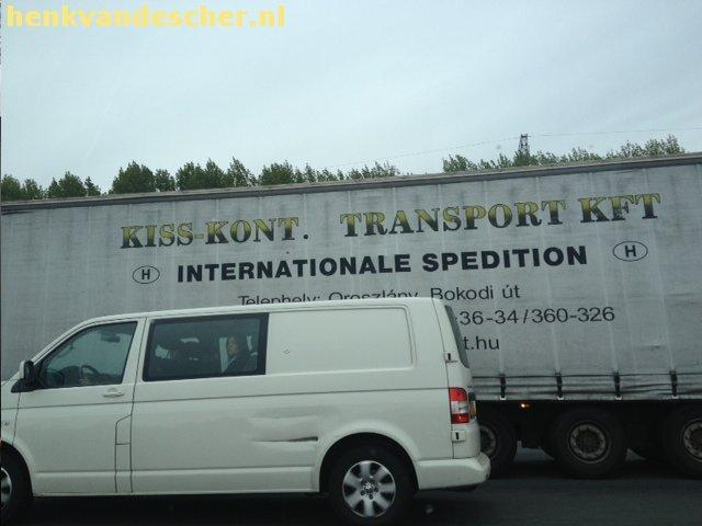 Kiss-Kont. :: Kiss-Kont. Transport KFT