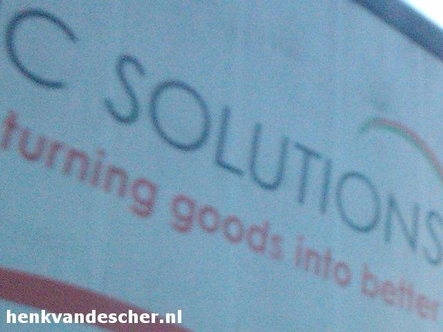 Logistic Solutions :: Turning Goods into Better