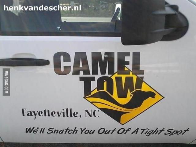 Camel Tow :: Camel Tow We will snatch you out of a tight spot