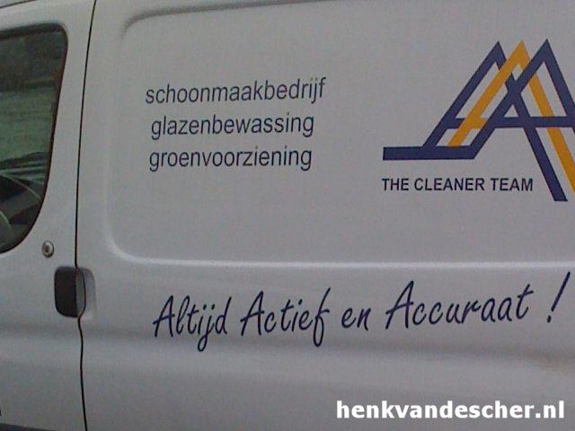 The Cleaner Team :: Altijd actief en accuraat