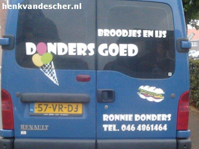 Ronnie Donders :: Donders Goed