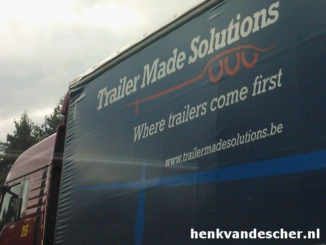 Where Trailers Come First :: Trailer Made Solutions