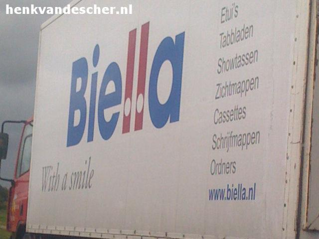 Biella :: with a smile