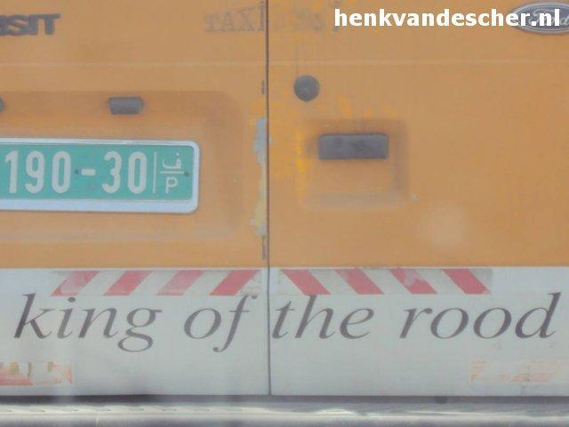 Onbekend :: King of the Rood
