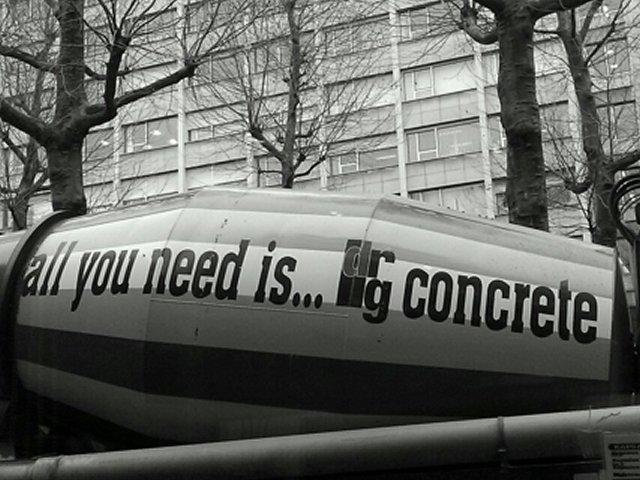 Onbekend :: All you need is concrete