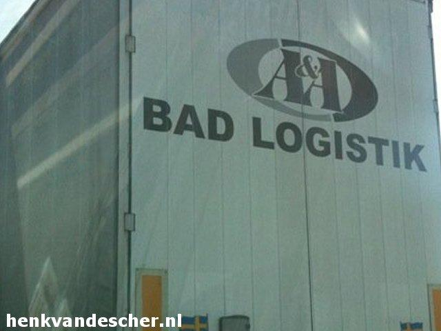 AA Bad :: Bad Logistik