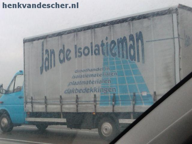 Jan de Isolatieman :: Jan de Isolatieman