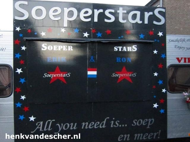 Soeperstars :: All you need is... soep en meer!