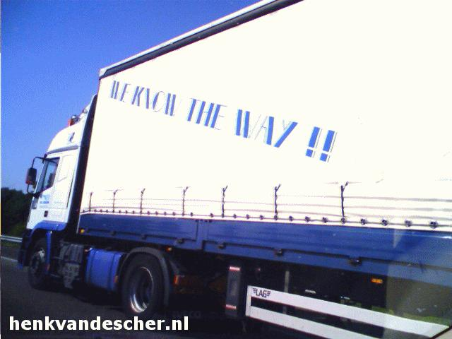 Onbekend :: We Know The Way
