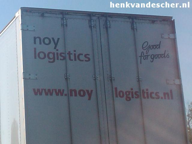 Noy Logistics :: Good for Goods