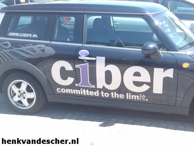 Ciber :: Commited to the limIT