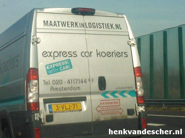 Express Koeriers :: Express with CARe