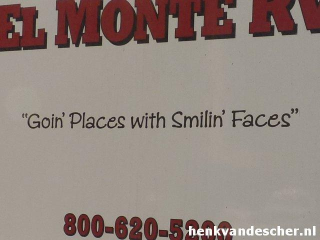 El Monte RV :: Going Places with Smiling Faces