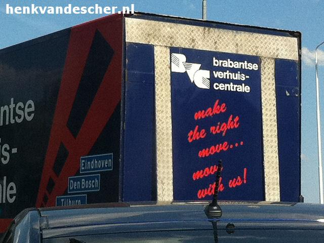 Brabantse VerhuisCentrale :: Make The Right Move, Move with us!